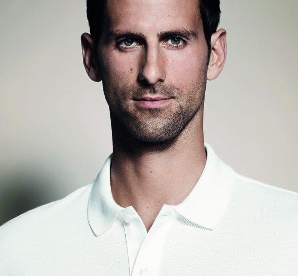 Novak Djokovic s'empare du crocodile Lacoste