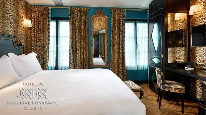 Ouverture à Paris de l'hôtel JOBO by par Bambi Sloan