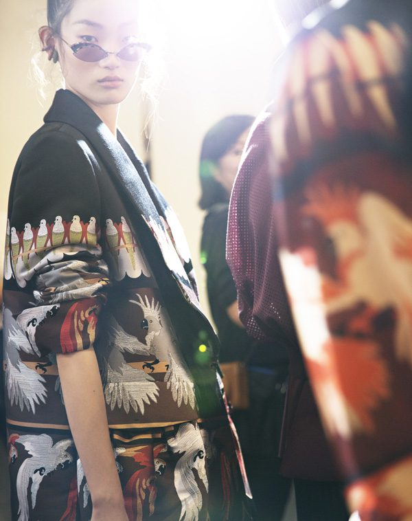 01_FENDI SS19 Show General Backstage