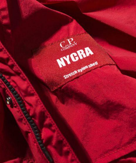 le rouge exclusif de C.P. Company