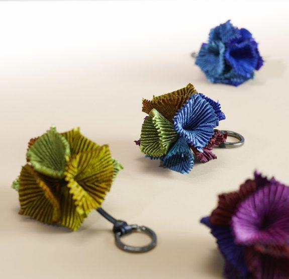 Les fleurs de Issey Miyake