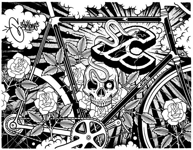 Cinelli : une histoire de vélo en images
