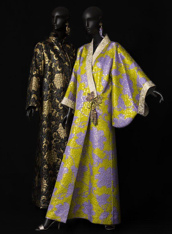 07 - Ensemble de soir, collection haute couture 1994 © Musée Yves Saint Laurent Paris _ Sophie Carre