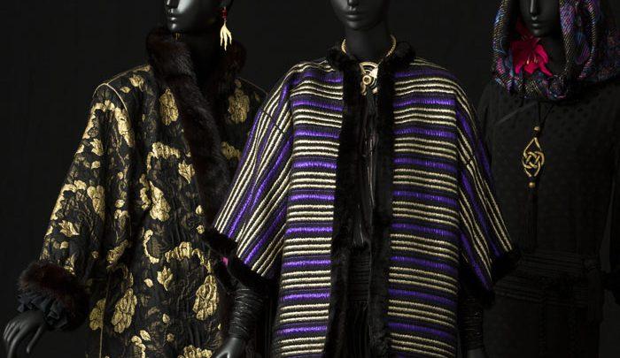 Exposition - L'Asie rêvée d'Yves Saint Laurent