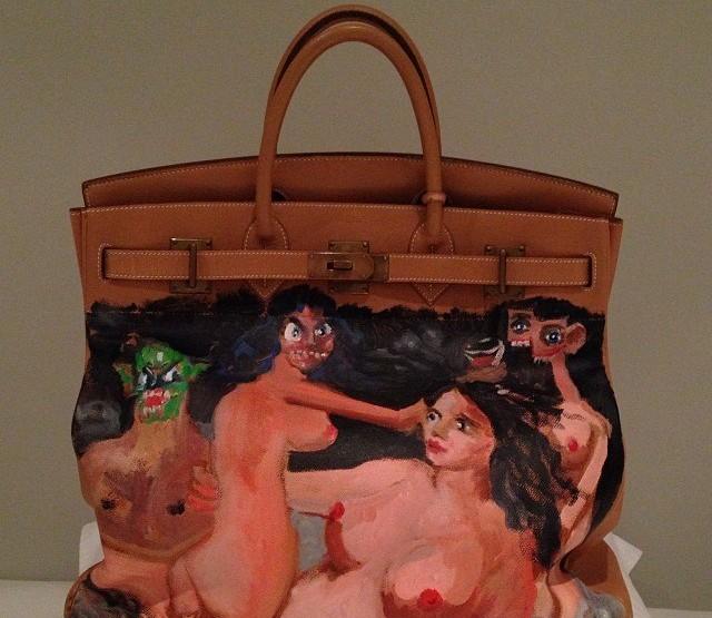 Kanye West reinterprète le best of de Hermès pour Kim Kardashian