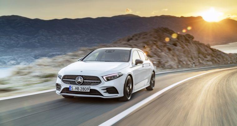 La nouvelle Mercedes-Benz Classe A