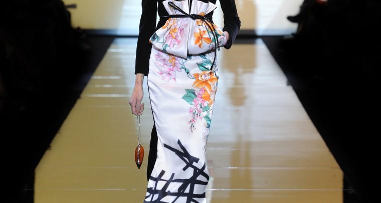 La collection Armani/Casa célèbre le Japon