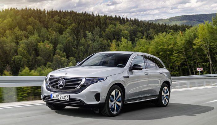 La Mercedes des voitures électriques