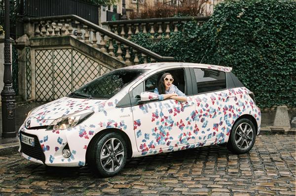La mode vu par Toyota