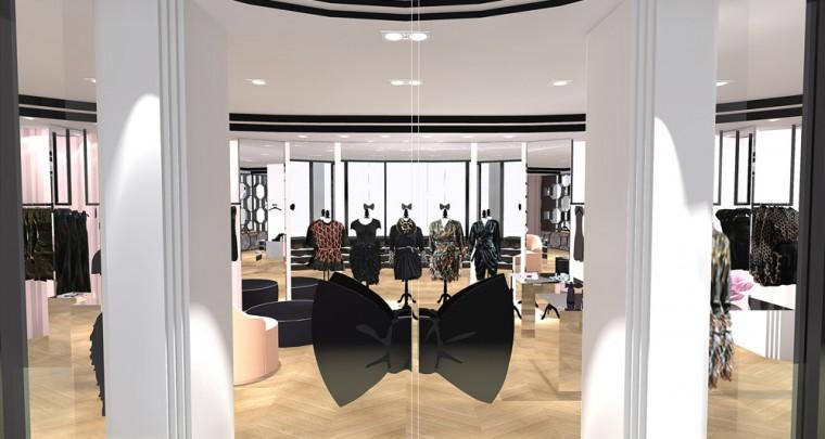 Alexis Mabille ouvre (enfin) une boutique à Paris