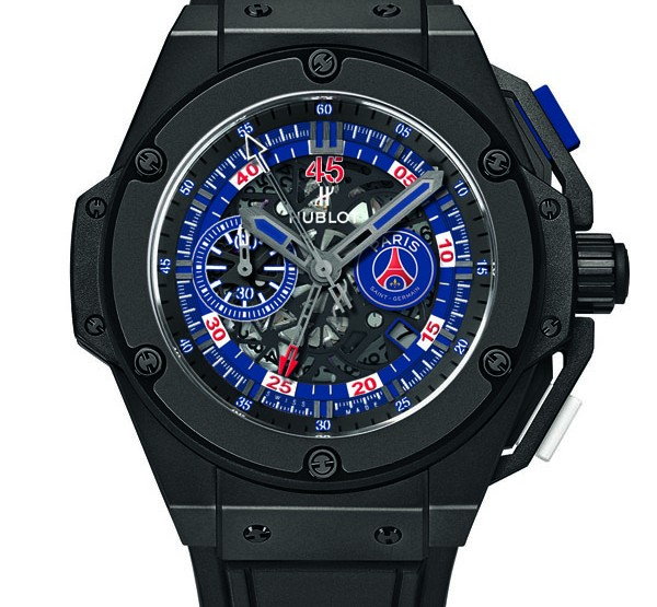 Hublot présente la King Power Paris Saint-Germain