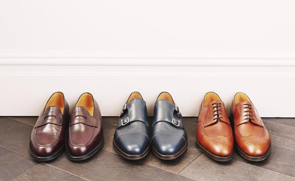 Collection capsule John Lobb sur MrPorter.com