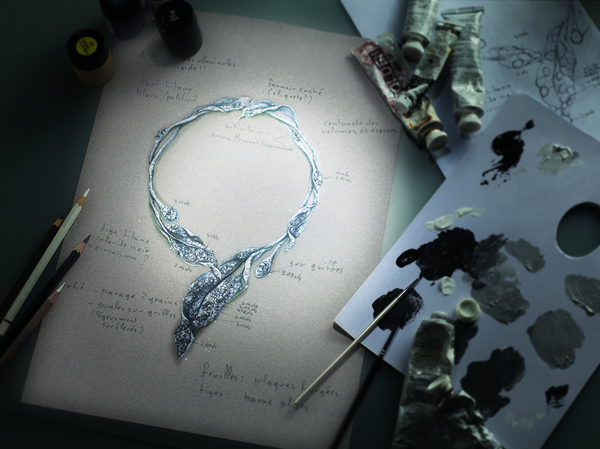 Première Biennale des Antiquaires pour Cindy Chao
