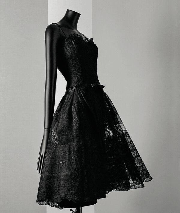 Robe de cocktail printemps été 1959