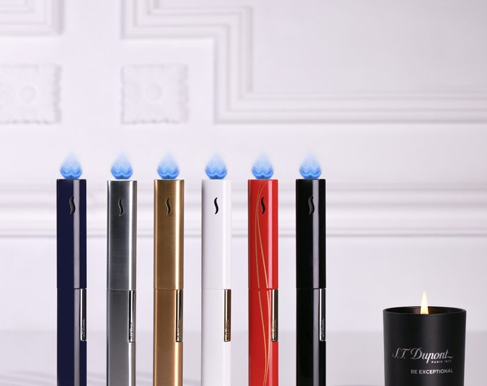 Le briquet de table extra chic