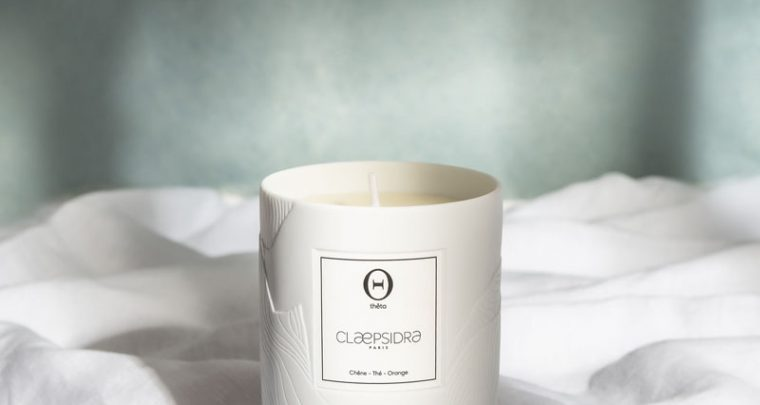 Les bougies Claepsidra