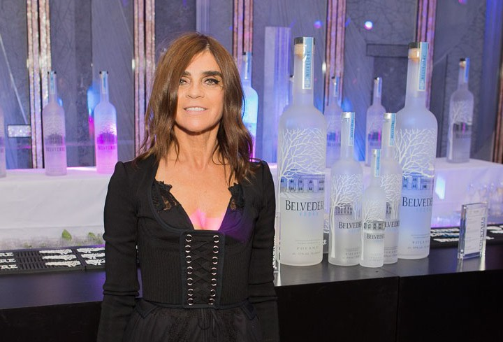 Belvedere au top de la fashion week