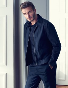 "Sélection David Beckham x H&M printemps 2016 ""Modern Essentials"""