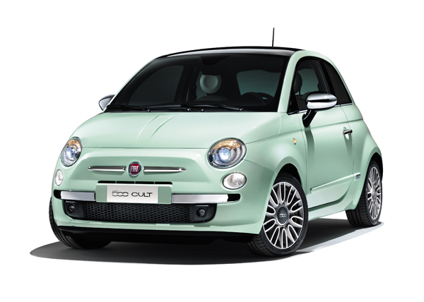 Happy Birthday Fiat 500