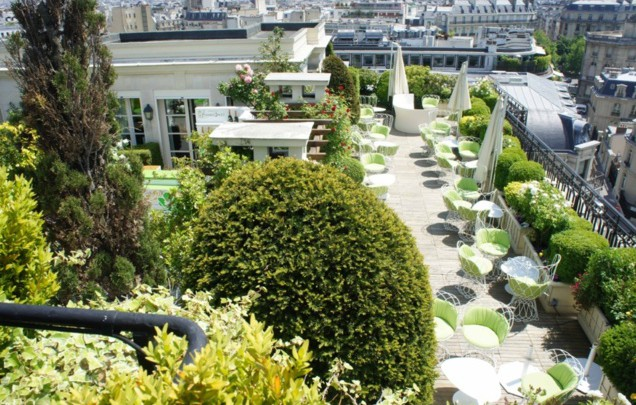 Terrasses à Paris, éphémères mais fantastiques
