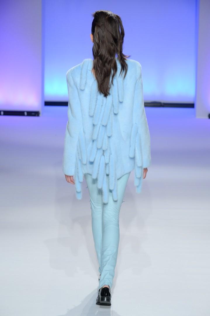 Svetlana Kushnerova couture automne-hiver 2015-2016