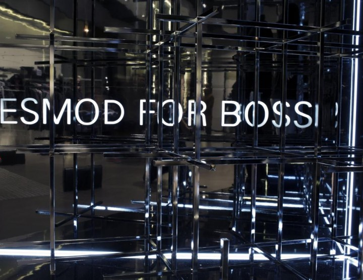 HUGO BOSS BY ESMOD PARIS