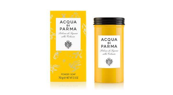 ACQUA DI PARMA - Poudre de savon Colonia Artist Edition - 75g - 28€