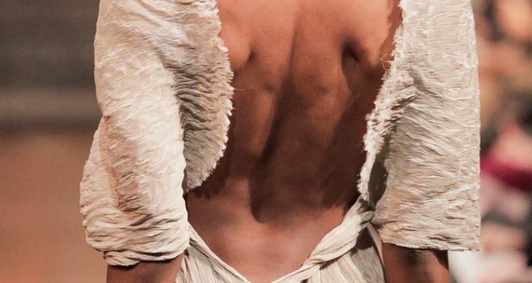 La première Fashion Week de Paris pour Karim Adduchi