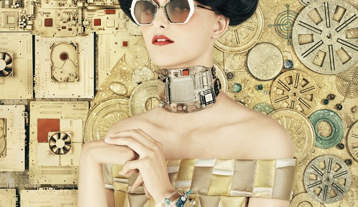 Klimt inspire Etnia Barcelona pour sa campagne Hiver