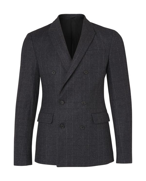 ALLSAINTS - Blazer croisé en laine 352 €