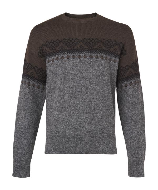 ALLSAINTS - Pull en laine mélangée 185 €