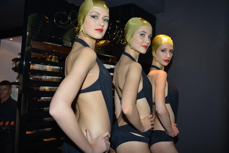 L'ouverture de la boutique Agent provocateur (première boutique en France)