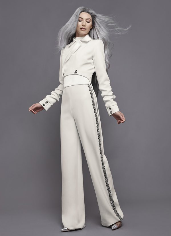 AUGUST GETTY Atelier - Couture SS19 - Carignano Look 9 LB