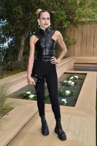 Alice Dellal, Défilé Chanel, haute couture printemps-été 2016