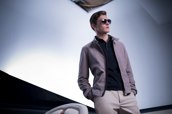 Collection capsule Aston Martin by Hackett