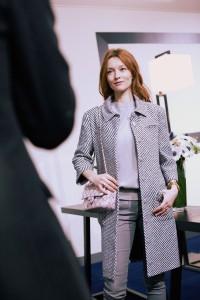 Audrey Marnay, Défilé Chanel, haute couture printemps-été 2016