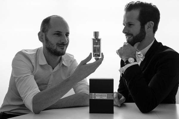 Le premier parfum de Marc-Antoine Barrois