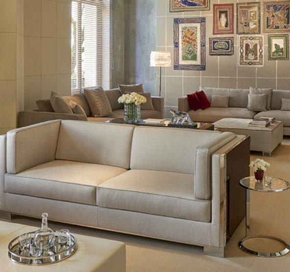 La nouvelle collection de meubles Baccarat