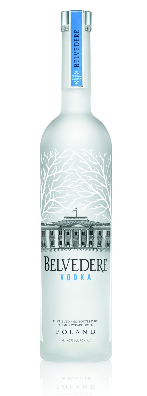 BELVEDERE - Vodka 70cl - 39€