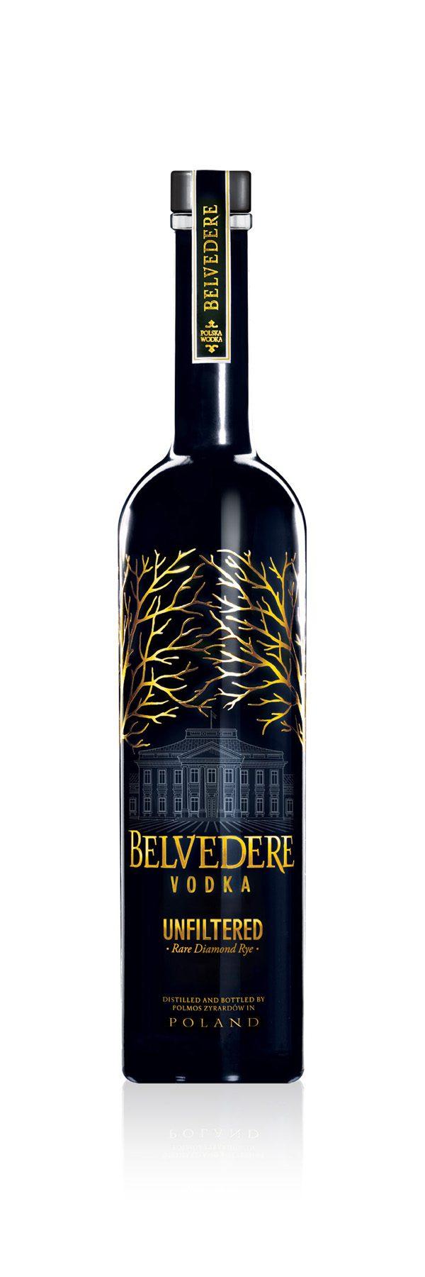 BELVEDERE - Vodka Unfiltred - 50€