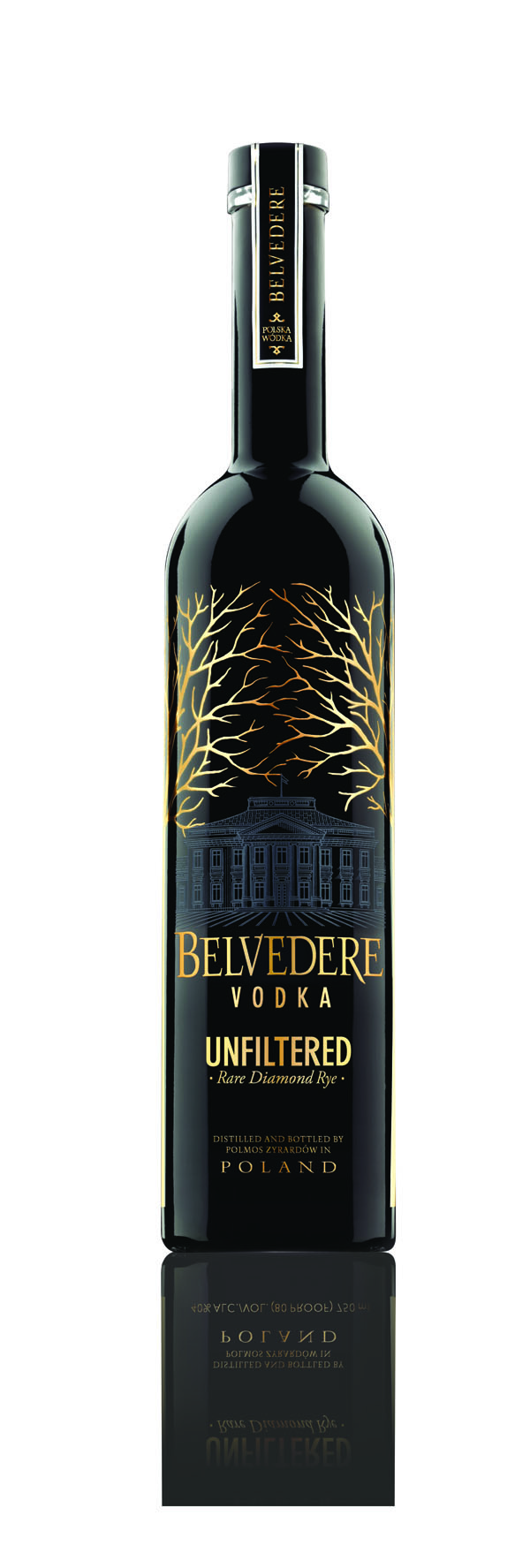 BELVEDERE - Vodka Unfiltred - 50€