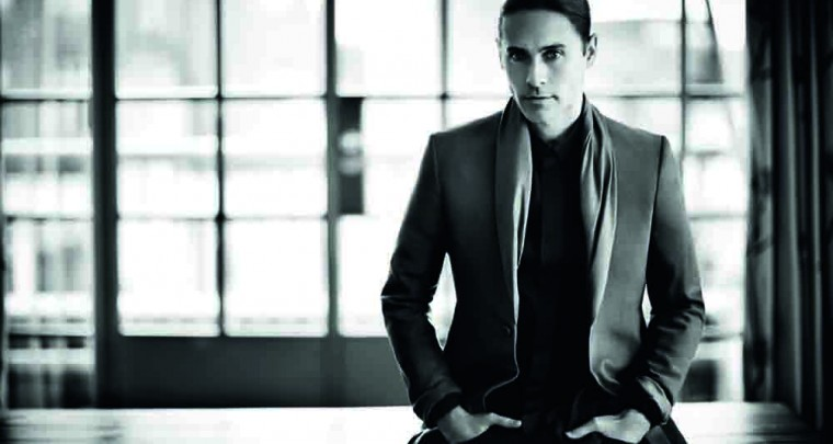 Jared Leto pose pour Mr Porter.com
