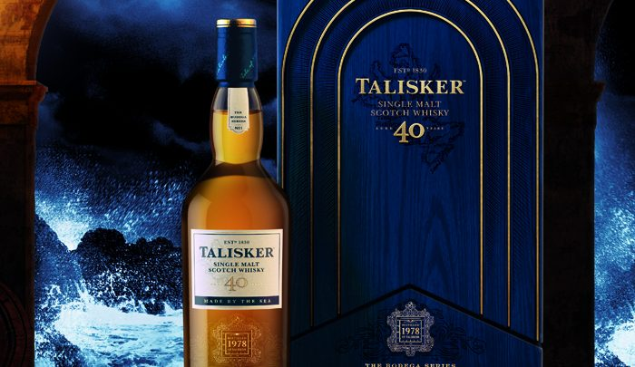 Expert : nouveau Talisker 40 ans
