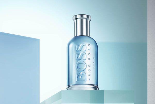 Nouveau parfum frais Boss Bottled Tonic