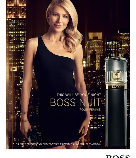 Boss Nuit Femme - Le parfum