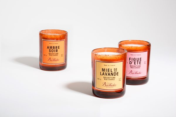 Bastide-bougies compo