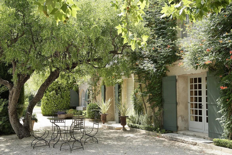 Baumanière, luxe gastronomique et hôtelier en Provence