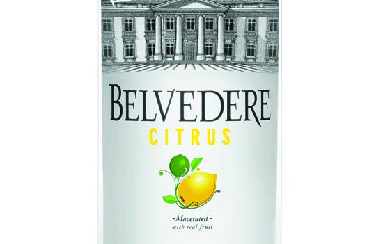 Belvedere Citrus pour le printemps