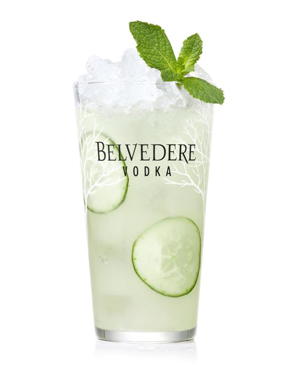 Belvedere Cocktail 2015 - Fresh Garden