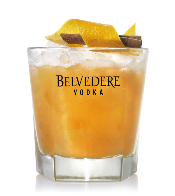 Belvedere Cocktail 2015 - Sweet Apricot